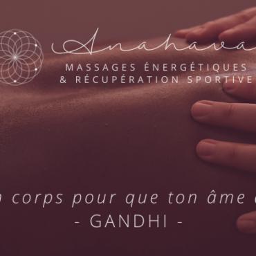 Le déroulement d'une séance de massage